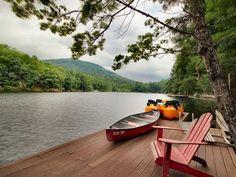 Wonderful Cottage on Bald Mountain Lake