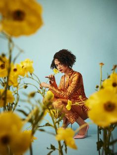 Picture of Nathalie Emmanuel Concept Photography, Self Portrait Photography, Artistic Photography, Creative Photography, Photography Poses, Editorial Photography, Photoshoot Concept, Photoshoot Themes, Fashion Photography Inspiration