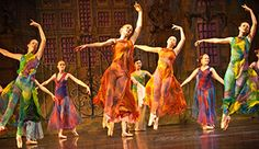 Eugene Ballet Academy: The Four Seasons. Coming to the Hult Center May 31, 2014!