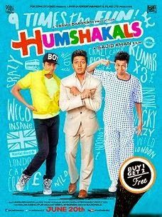 After the disaster of Himmatwala, director Sajid Khan is back with his super cool comedy, titled, Humshakals. Here's presenting the first look posters Indian Latest Songs, Indian Movie Songs, Bollywood Posters, Bollywood News, Ram Kapoor, Live Cricket Streaming, Sajid Khan, Hindi Movies Online, 2014 Music