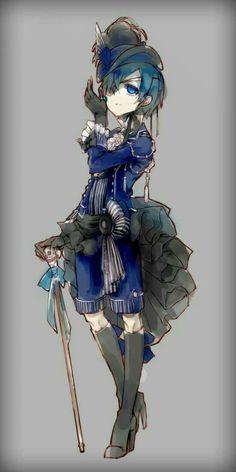 Ciel Phantomhive; Kuroshitsuji