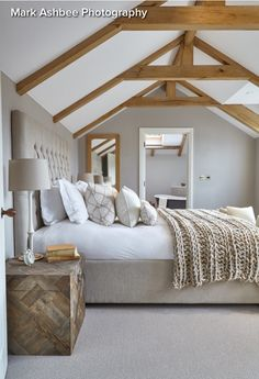 I want these beams in my master!