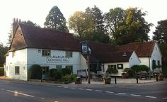 Gomshall Mill Inn - best traditional country pub in Surrey? Probably. Best food as well.