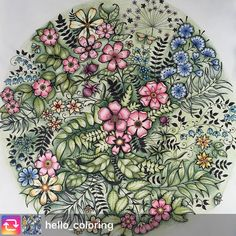 See this Instagram photo by @arte_e_colorir • 130 likes