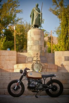RocketGarage Cafe Racer: Bmw R45 by Classic Way