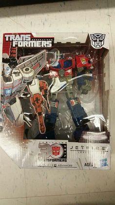 Generations Leader Class Jetfire stolen toy swap
