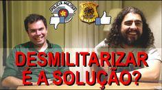 Desmilitarização da polícia? Um bate-papo com Túlio Vianna (#Pirula 198)