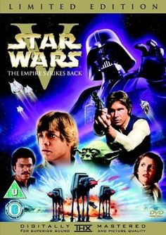 Star Wars Episode 5 - The Empire Strikes Back!!! one of my favorite movies!!!