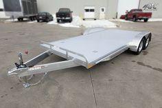 2014 Aluminum Open Car Hauler