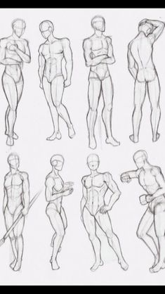 male standing poses reference art ref pinterest pose reference