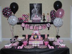 Maddycakes Muse: Barbie Glam