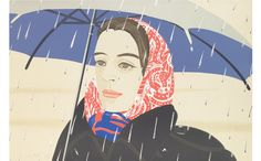 Summer Prints by Alex Katz on Design from the Gnomestead