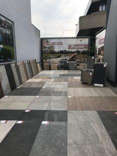 Gartenterrasse Mit Fliesen In Cm Stärke Robust Pflegeleicht - Terrassenplatten 20mm stark