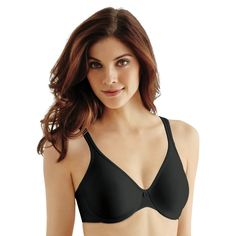 Bali Women's Passion for Comfort Underwire Bra 3383