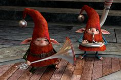 Don't piss off the elves #rotg #riseoftheguardians