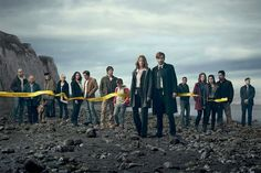 GRACEPOINT: Who Killed Danny Solano - Your Suspects So Far