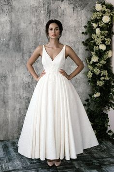 Guipurean Bridal - Sydney - Made to measure & Bespoke wedding dress V Neck Wedding Dress, Wedding Gowns, Designer Wedding Dresses, Bridal Dresses, Yellow Wedding Colors, Types Of Lace, Backless Gown, Gowns With Sleeves, Beautiful Dresses