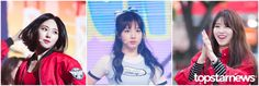 [HD테마] 생일이 비슷한 9월생 여자아이돌 3인민아-나연-미주 #topstarnews