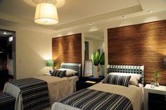 decoração de quarto de hospedes - Pesquisa Google
