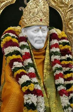 Sai Baba Wallpapers, Om Sai Ram, God Pictures, Krishna, Winter Hats, Faith, Life, Pictures Of God, Religion