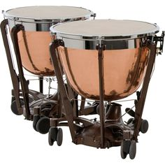 Percussion— Timpani.