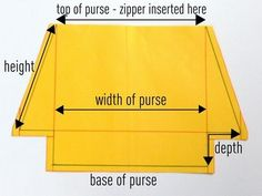 Sew Together: How to Draft a Pattern and Make a Zippered Purse with Fat Bottom