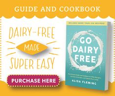 How to Substitute Cream for Dairy-Free and Vegan - Go Dairy Free