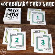 GoRoot 2 Roots Book, Cell Model, Prefixes And Suffixes, Third Grade Reading, Mint Tins, Common Core Reading, Interactive Cards, Sketch Notes, Vocabulary Cards