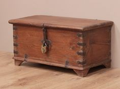 Traditional Storage Chest