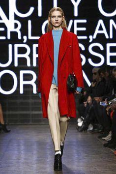 DKNY Ready To Wear Fall Winter 2015 New York - NOWFASHION