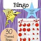 Fractions Bingo Game Packet contains 30 randomized and uniquely themed fractions bingo cards and 2 fractions bingo calling cards.  There are 24 fra...