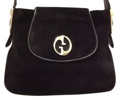 Gucci Suede Vintage Shoulder Bag. Get one of the hottest styles of the season! The Gucci Suede Vintage Shoulder Bag is a top 10 member favorite on Tradesy. Save on yours before they're sold out!