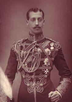 Prince Albert Victor, Duke of Clarence