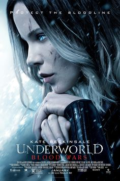 Underworld: Blood Wars (2016) | R15+ | 1h 31min | Action, Horror | Lakeshore Entertainment, Amazon | アンダーワールド ブラッド・ウォーズ