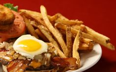 Stack'd Burger Bar, Milwaukee, WI