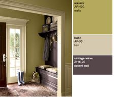 """""""Modern"""" wall color choice w/ cherry cabinets - pics? - Kitchens Forum - GardenWeb"""