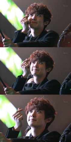 Chanyeol ~ bubbly cherry | do not edit.