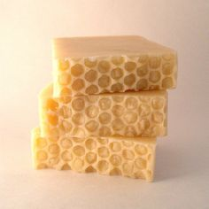 Honey Bee Natural Hot Process Soap Bar