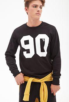 The 90's Sweatshirt | FOREVER 21 - 2000118930