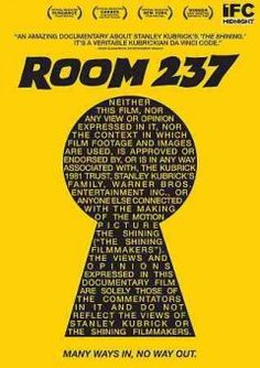 654 best recommended movies images on pinterest blu rays room 237 dvdblu ray a subjective documentary that explores fandeluxe Image collections