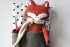 Tricoter un doudou avec ces 6 modèles de chat, lapin, ours, pieuvre, mouton ou yéti !