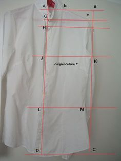 Draw a pattern from an existing corsage Techniques Couture, Sewing Techniques, How To Make Clothes, Diy Clothes, Sewing Basics, Sewing Hacks, Sewing Projects, Corsage, Boss Shirts
