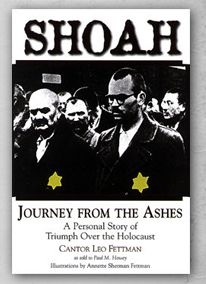 SHOAH: Journey From the Ashes - Retail price: $14.95