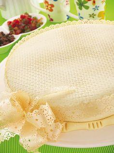 Torta delicada - Pastelería