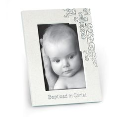 Communion, Confirmation and Baptism Frames baptism gift idea beautiful