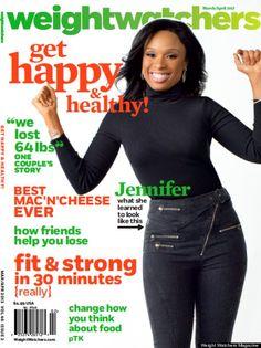 Jennifer Hudson In Weight Watchers Magazine: Ok, Who Am I?