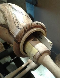 Sanding Sticks by dr4g0nfly -- Homemade sanding sticks intended to facilitate the process of sanding vases. Sticks are kerfed to accommodate sanding paper. http://www.homemadetools.net/homemade-sanding-sticks-3