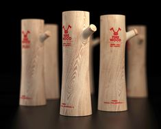Firewood Vodka #packaging #constantin_bolimond
