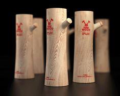 Firewood Vodka #packaging #constantin_bolimond