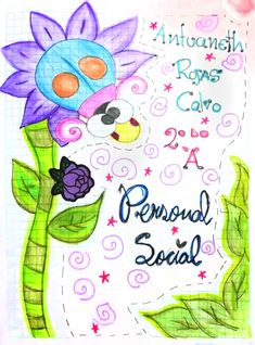 Smurfs, Lettering, Fictional Characters, Google, Flower, Frases, Creative Notebooks, Sketchbook Cover, Drawing Letters